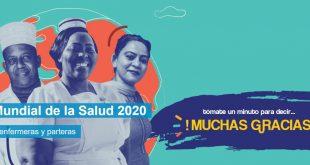 Día Mundial de la Salud, 2020